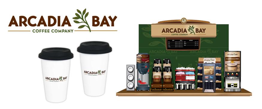 Arcadia Bay | Foodservice Coffee Brand