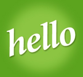 Hello-Icon