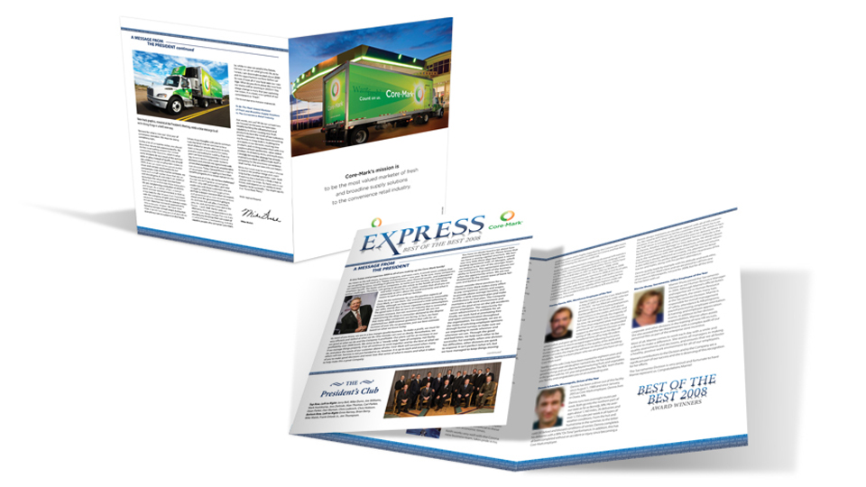 Corporate Newsletter 2008