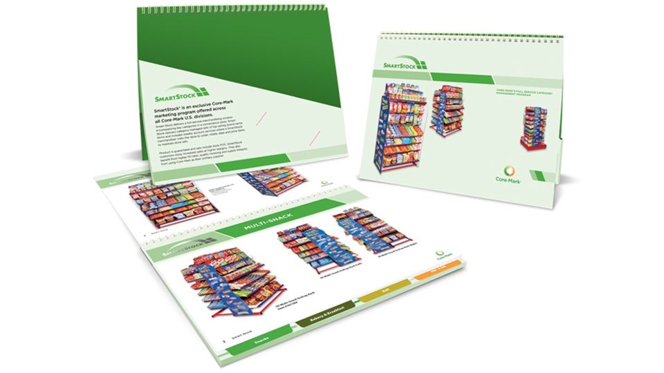 Smart Stock | full-service merchandising book