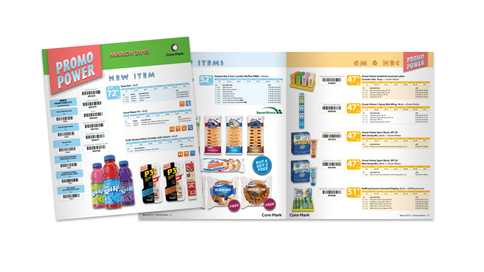 Power Power | monthly catalog